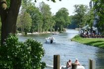 Kanal am Lenz zum Plauer See