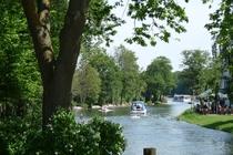 Kanal am Lenz