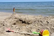 Ostsee Sand