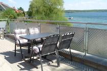 Ferienhaus Terrasse am See