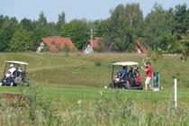 Ferienwohnung Land Fleesensee Göhren Lebbin Golfplatz