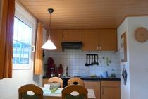 Ferienhaus Silz Fleesensee Kochnische