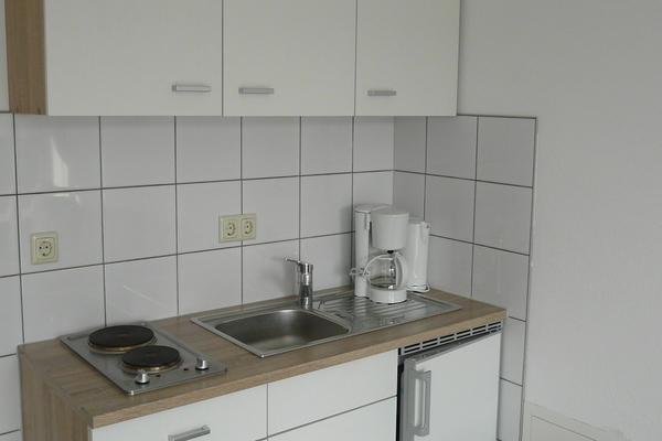 Apartment Carwitz Carwitzer See Küche