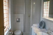 Ferienwohnung Plau am See Badezimmer