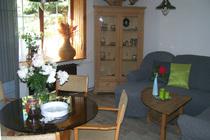 Ferienwohnung Jabel Jabelscher See Wohnbereich