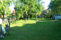 Ferienwohnung Jabel Jabelscher See Garten