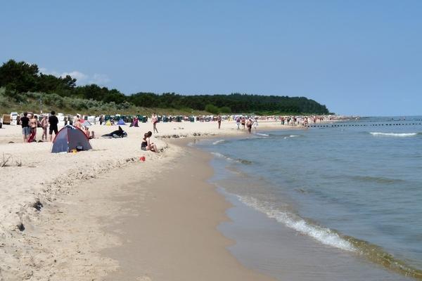 Ostsee Strand Sonnen