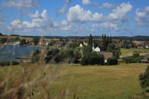 Ferienhaus Pantow Rügen Ostsee Umgebungsbild