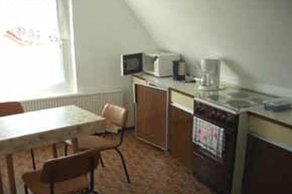 Ferienwohnung Neukloster Ostsee Küche