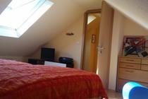 Ferienhaus Wanzka Wanzkaer See Schlafzimmer