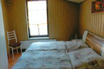 Ferienwohnung Malchow Malchower See Wassergrundstück Schlafzimmer