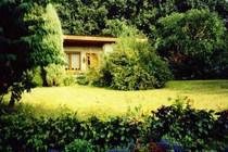 Ferienhaus Kuchelmiß Serrahner See Hausansicht