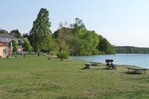 Plauer See in Lenz Badestrand