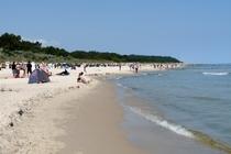 Ostsee Strand Sonnen Schwimmen