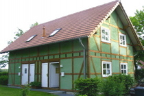 Ferien-Doppelhaushälfte Göhren-Lebbin