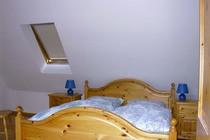 Ferienhaus Petersdorf Petersdorfer See Schlafzimmer