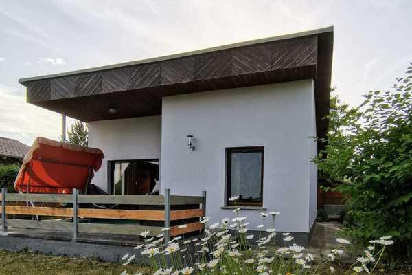 Ferienhaus in Sietow an der Müritz: Außenansicht