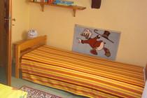 Ulrichshusen Ferienhaus Schlafzimmer