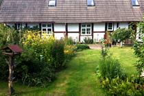 Ulrichshusen Ferienhaus Garten