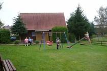 Ferien-Doppelhaushälfte Nossentiner Hütte