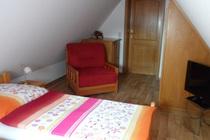 Ferienwohnung Wolgast Schlafzimmer