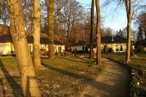 Ferienhaus Lenz Plauer See Sonnenuntergang