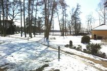 Ferienhaus Lenz Plauer See Winter