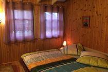 Ferienhaus Grabowhöfe Mecklenburgischen Seenplatte Schlafzimmer