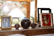 Ferienhaus Müritz Waren Vase