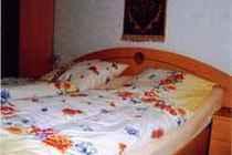 Ferienhaus Malchow Fleesensee Schlafzimmer