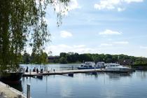 Ferienwohnung Malchow Malchower See Mecklenburgischen Seenplatte Umgebung