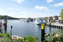 Ferienwohnung Malchow Malchower See Fahrgastschifffahrt