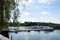 Ferienwohnung Malchow Malchower See Hafen