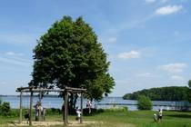 Ferienwohnung Malchow Malchower See Badestrand