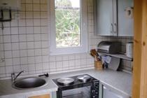 Ferienhaus Alt Rehse Tollensesee Küche