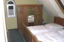 Ferienwohnung Kratzeburg Dambeck Dambecker See Schlafzimmer