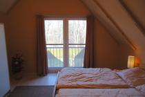 Ferienhaus Untergöhren Fleesensee Schlafzimmer