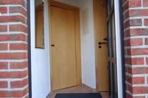 Ferienhaus Untergöhren Fleesensee Eingang