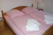 Ferienwohnung Göhren Insel Rügen Schlafzimmer