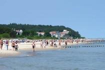 Ferienwohnung Göhren Insel Rügen Umgebung Sandstrand