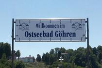Ferienwohnung Göhren Insel Rügen Umgebung Ostsee